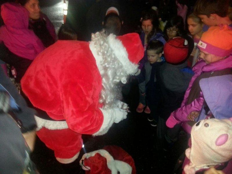 2014 Christmas Tree & Menorah Lighting Celebration