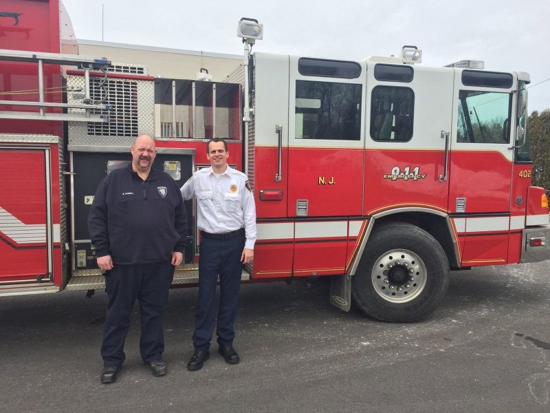 Old Engine To Serve Hunterdon County Fire Academy